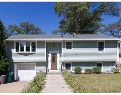 73 Woodbine Street, Attleboro, MA 02703 - MLS#: 72217555