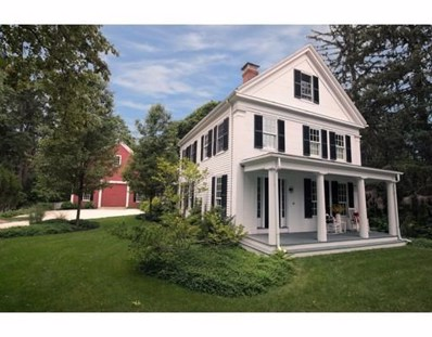 495 Main St, Hingham, MA 02043 - MLS#: 72217611