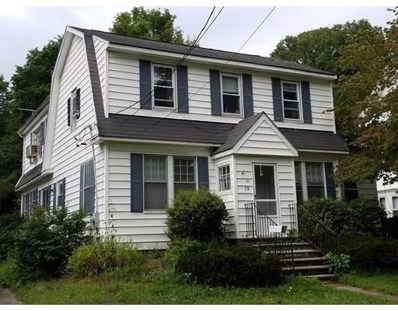 19 General Cobb St, Taunton, MA 02780 - MLS#: 72217896