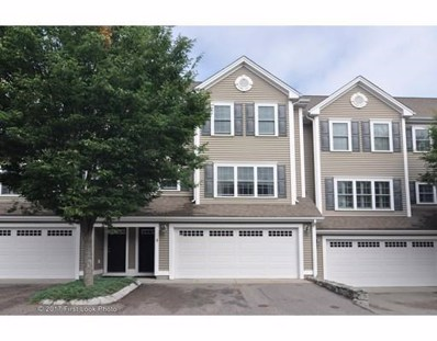 1284 County St UNIT 4, Attleboro, MA 02703 - MLS#: 72218281