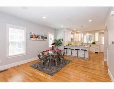 152 Powder House Blvd UNIT 1, Somerville, MA 02144 - MLS#: 72218715