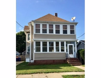 105-107 Butler St, New Bedford, MA 02744 - MLS#: 72218747