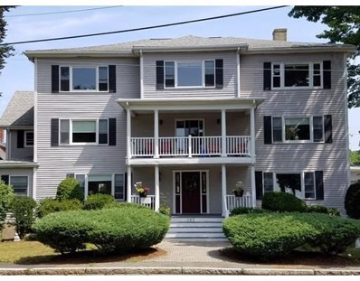 162 Willow Road UNIT 10, Nahant, MA 01908 - MLS#: 72218969