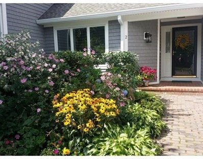 40 Driftway UNIT 2, Scituate, MA 02066 - MLS#: 72219085