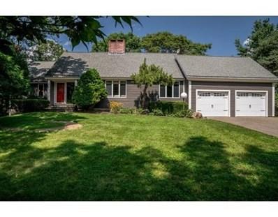 313 Silver Hill Rd, Concord, MA 01742 - MLS#: 72219086