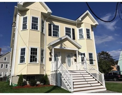 60 Metcalf Street UNIT 60, Medford, MA 02155 - MLS#: 72219159