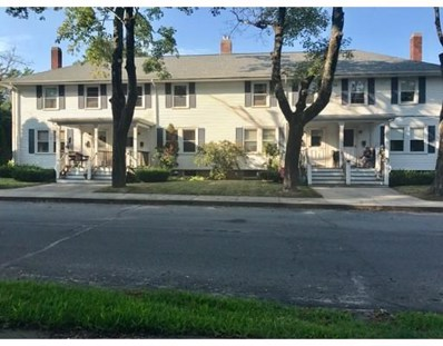 101-107 Forest, Plymouth, MA 02360 - MLS#: 72219270