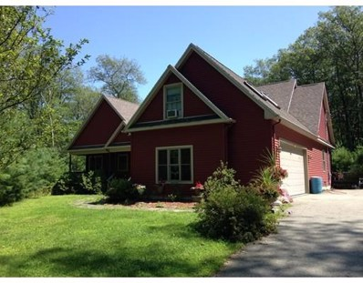 348 Dudley Southbridge Rd, Dudley, MA 01571 - MLS#: 72219564