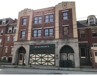 102-108 Appleton Street, Lowell, MA 01852 - MLS#: 72220516
