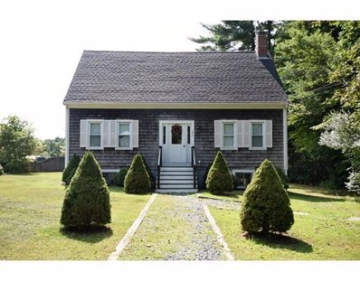182 Plymouth St, Carver, MA 02330 - MLS#: 72220707