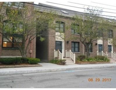 33 Maplewood Avenue UNIT 108, Gloucester, MA 01930 - MLS#: 72221041
