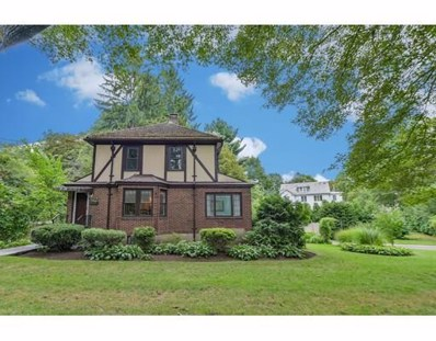 46 Tamworth Road, Newton, MA 02468 - MLS#: 72221100