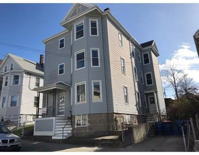 156 David St, New Bedford, MA 02744 - MLS#: 72221226