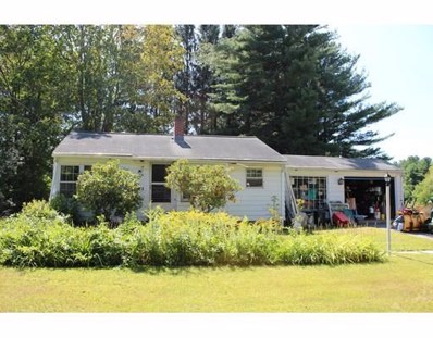 10 Monson Road, Wales, MA 01081 - MLS#: 72221657