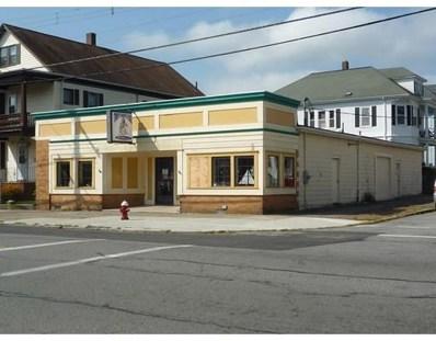 535 Ashley Blvd, New Bedford, MA 02745 - MLS#: 72222734