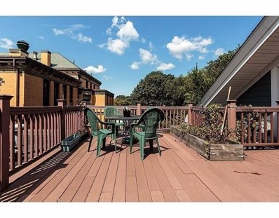 329 Lamartine St UNIT 6, Boston, MA 02130 - MLS#: 72222787