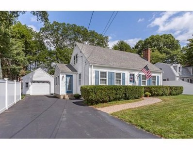 4 Louise St, Canton, MA 02021 - MLS#: 72223076