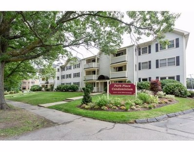 1216 Vfw Parkway UNIT 44, Boston, MA 02132 - MLS#: 72223089