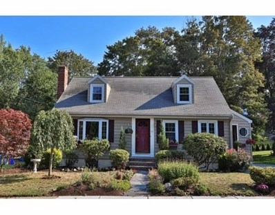 39 Aborn Ave, Wakefield, MA 01880 - MLS#: 72223414