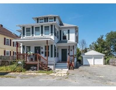 8-10 Plymouth Terrace, Methuen, MA 01844 - MLS#: 72223503