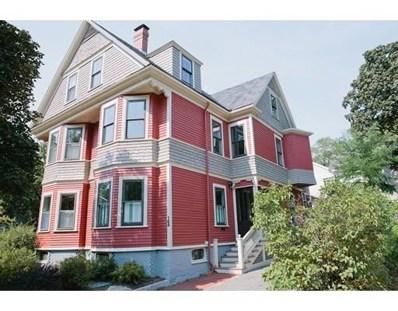165 Mount Auburn Street UNIT 1, Cambridge, MA 02138 - MLS#: 72223769