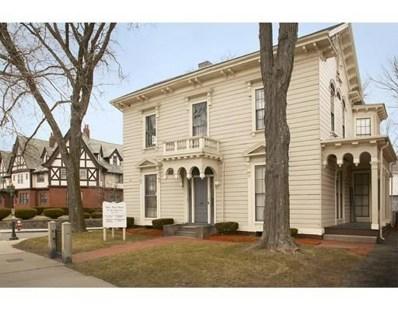 106 Mount Auburn UNIT 3, Watertown, MA 02472 - MLS#: 72223825
