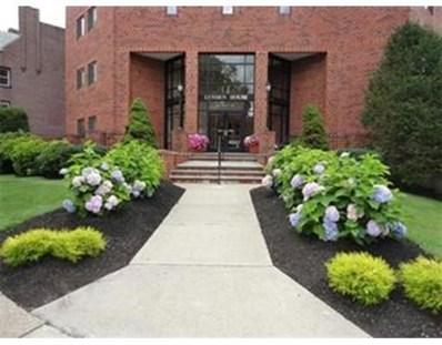 44 Elm St UNIT 310, Worcester, MA 01609 - MLS#: 72224059