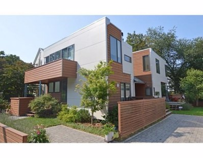 30 Holworthy Place UNIT 1, Cambridge, MA 02138 - MLS#: 72224084