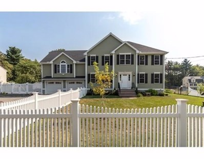 236 Woburn St, Wilmington, MA 01887 - MLS#: 72224109