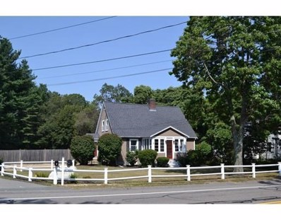 605 Washington Street, Walpole, MA 02081 - MLS#: 72224204