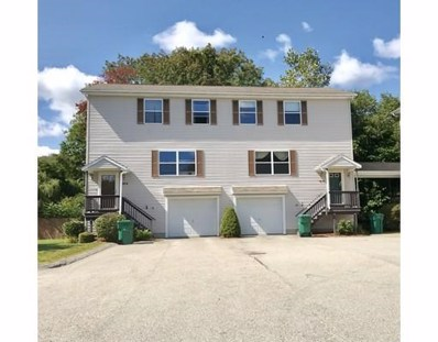 10 West Ave UNIT B, Webster, MA 01570 - MLS#: 72224251