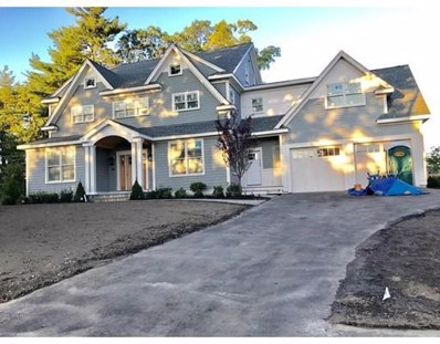 110 Elmwood Road, Needham, MA 02492 - MLS#: 72224344
