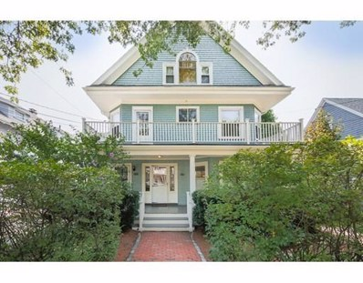 186 Pleasant Street UNIT 186, Arlington, MA 02476 - MLS#: 72224802