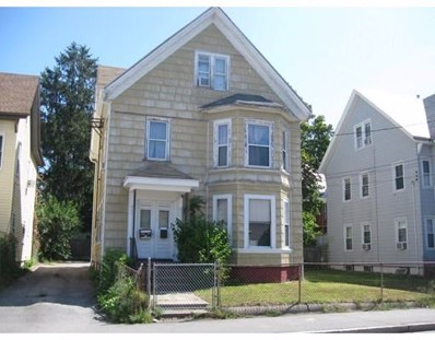 822 Warren Ave, Brockton, MA 02301 - MLS#: 72224811