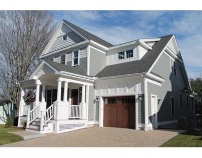 46 Evergreen Avenue UNIT 1, Bedford, MA 01730 - MLS#: 72225190