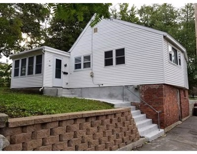 815 Lawrence St, Lowell, MA 01852 - MLS#: 72225208
