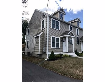 917 Washington Street UNIT 917, Stoughton, MA 02072 - MLS#: 72225667