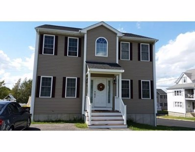 7 Evelyn Way, Fall River, MA 02724 - MLS#: 72225796