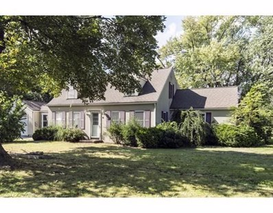 16 Lincoln Ave, Plainville, MA 02762 - MLS#: 72225801