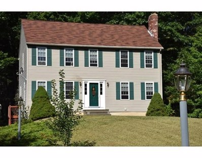 2 Burns Lane, Charlton, MA 01507 - MLS#: 72226564