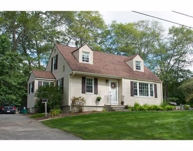 68 Walnut St, Oxford, MA 01540 - MLS#: 72226775