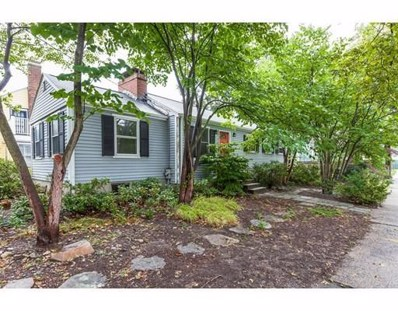 4 Bridges Avenue, Newton, MA 02460 - MLS#: 72227054