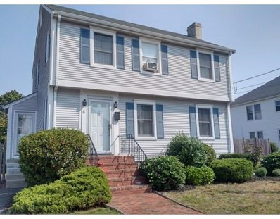 4 Emerson Ave, Peabody, MA 01960 - MLS#: 72227853