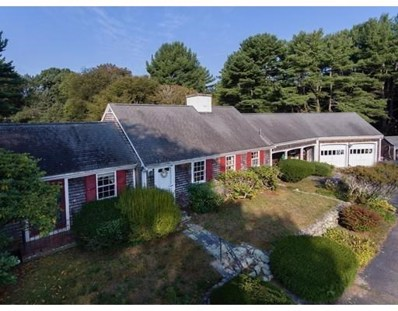 34 Pleasant Spring Lane, Marshfield, MA 02050 - MLS#: 72227854