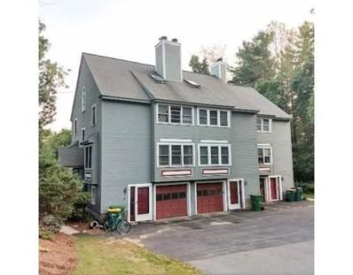 6 W Meadow Estates Dr. UNIT 6, Townsend, MA 01474 - MLS#: 72228084