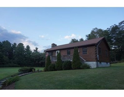 169 Spencer Road, Oakham, MA 01068 - MLS#: 72228127