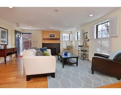 Devens Street UNIT 1, Boston, MA 02129 - MLS#: 72228144