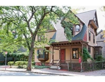 314 Harvard Street, Cambridge, MA 02139 - MLS#: 72228238