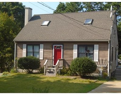 150 Red Brook Rd, Plymouth, MA 02360 - MLS#: 72228301