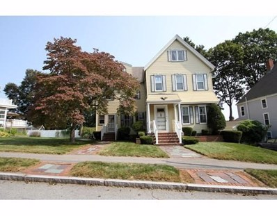 410 Highland Ave, Quincy, MA 02170 - MLS#: 72228327